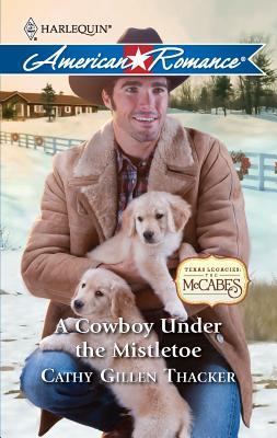 A Cowboy Under the Mistletoe Cover