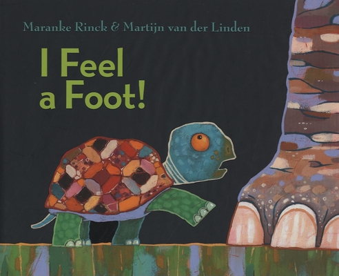I Feel a Foot! Cover