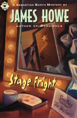 Cover for Stage Fright (Sebastian Barth Mysteries)