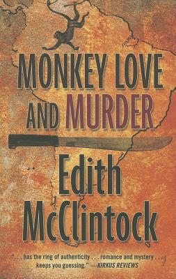 Monkey Love and Murder Cover