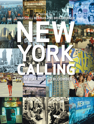New York Calling Cover