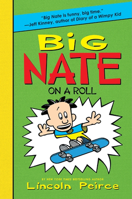 Big Nate on a Roll Cover