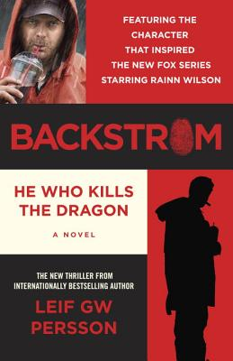 Backstrom: He Who Kills the Dragon (Backstrom Series #1) Cover Image