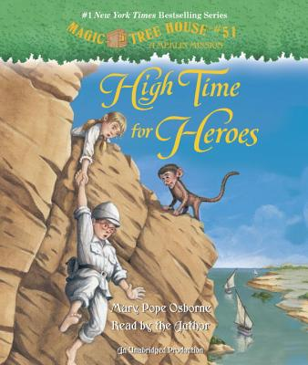 High Time for Heroes Cover