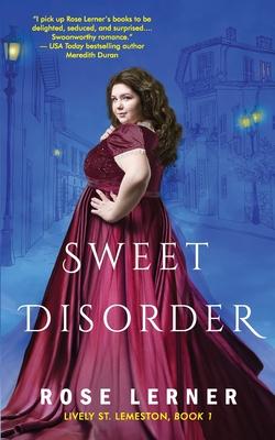 Sweet Disorder (Lively St. Lemeston #1) Cover Image