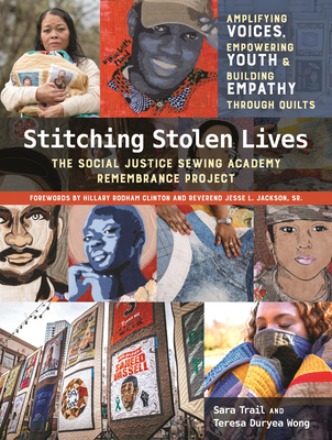 Stitching Stolen Lives: Amplifying Voices, Empowering Youth & Building Empathy Through Quilts Cover Image