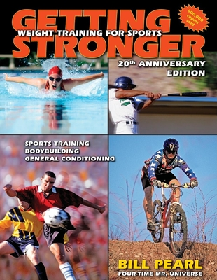 Cover for Getting Stronger