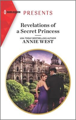 Revelations of a Secret Princess Cover Image