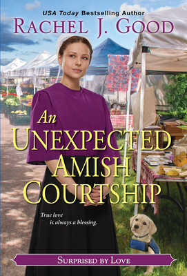 Cover for An Unexpected Amish Courtship
