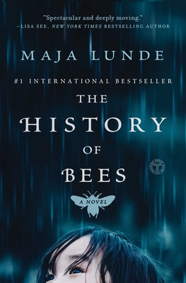 The History of Bees: A Novel Cover Image