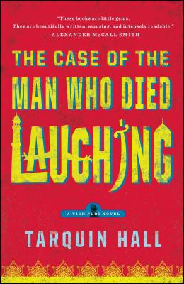 The Case of the Man Who Died Laughing Cover