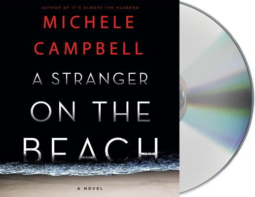 A Stranger on the Beach: A Novel Cover Image