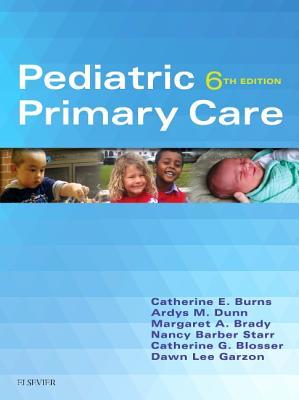 Pediatric Primary Care Cover Image