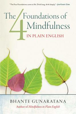 Cover for The Four Foundations of Mindfulness in Plain English