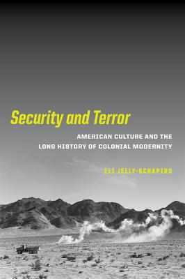 Security and Terror: American Culture and the Long History of Colonial Modernity Cover Image