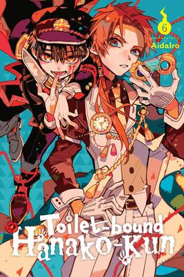 Toilet-bound Hanako-kun, Vol. 6 Cover Image