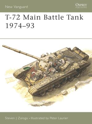 T-72 Main Battle Tank 1974-93 Cover Image