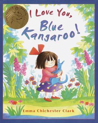 I Love You, Blue Kangaroo Cover