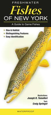 Freshwater Fishes of New York: A Guide to Game Fishes Cover Image