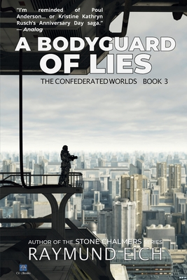 Cover for A Bodyguard of Lies