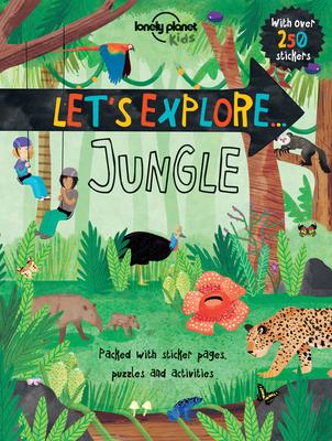Let''s Explore... Jungle (Let's Explore) Cover Image