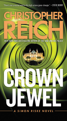 Crown Jewel (Simon Riske #2) Cover Image
