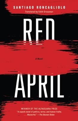 Cover for Red April (Vintage International)