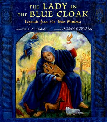The Lady in the Blue Cloak Cover