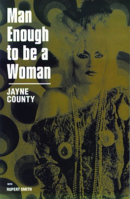 Man Enough To Be Woman Cover