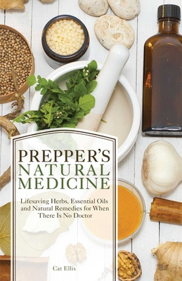 Cover for Prepper's Natural Medicine