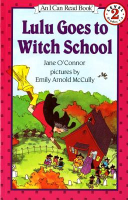 Lulu Goes to Witch School (I Can Read Books (Harper Paperback)) Cover Image