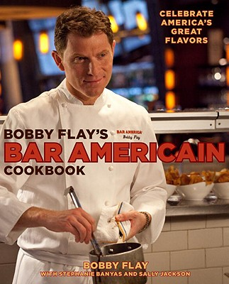 Bobby Flay's Bar Americain Cookbook Cover