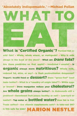 What to Eat Cover