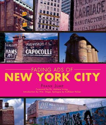 Fading Ads of New York City Cover Image