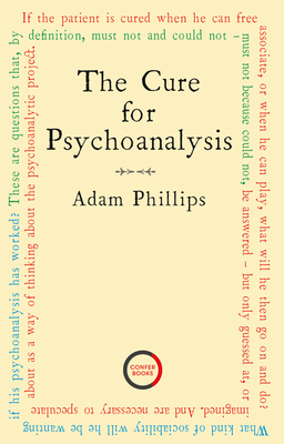 The Cure for Psychoanalysis Cover Image