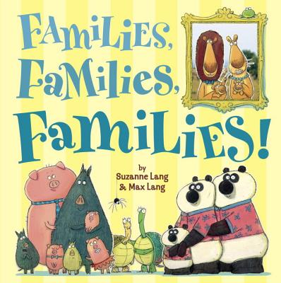 Families, Families, Families! Cover Image