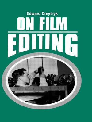 On Film Editing Cover Image