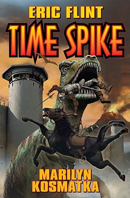 Time Spike Cover Image