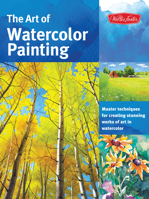 The Art of Watercolor Painting Cover