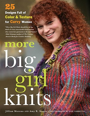 More Big Girl Knits Cover