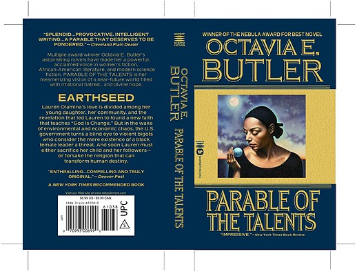Parable of the Talents Cover Image