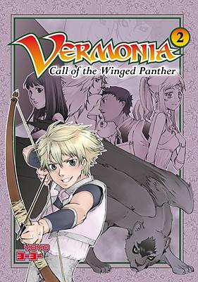 Vermonia #2 Cover