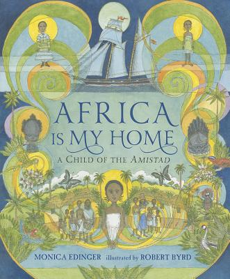 Africa Is My Home Cover