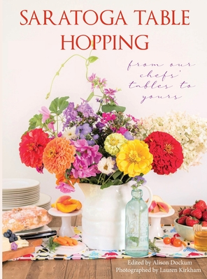 Saratoga Table Hopping Cover Image