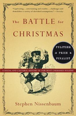 The Battle for Christmas Cover