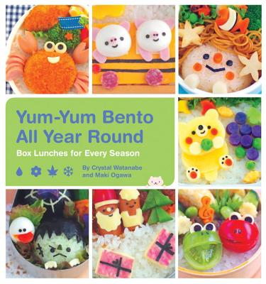 Yum-Yum Bento All Year Round Cover