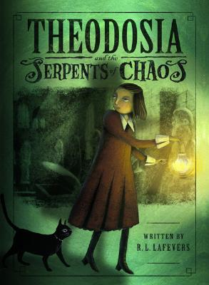 Theodosia and the Serpents of Chaos Cover