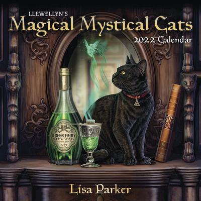 Wiccan Calendar 2022.Llewellyn S 2022 Magical Mystical Cats Calendar Wall The Book Stall