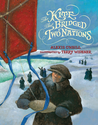 The Kite That Bridged Two Nations Cover