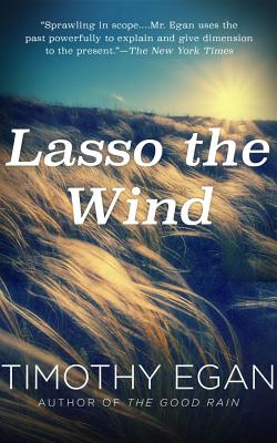 Lasso the Wind: Away to the New West cover